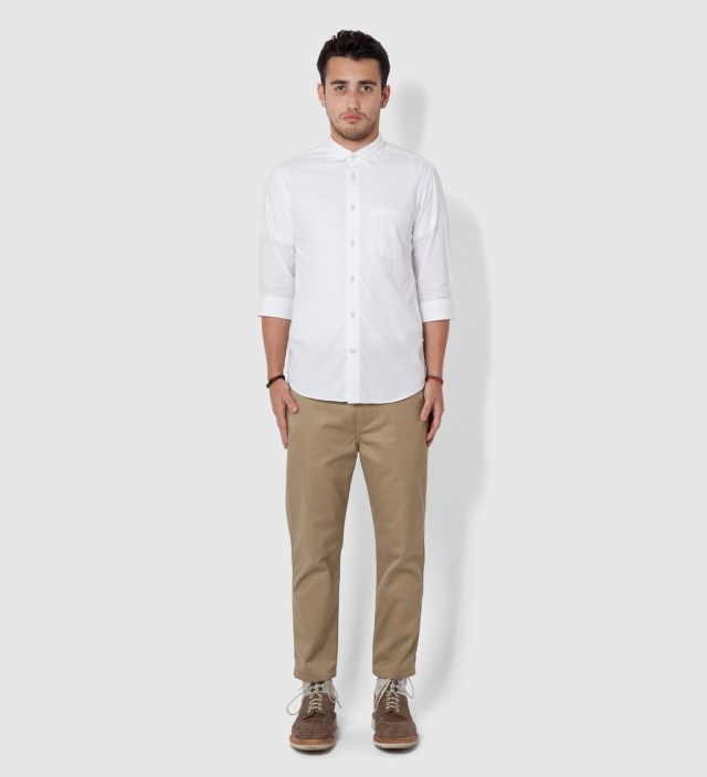 White Aaron Shirt