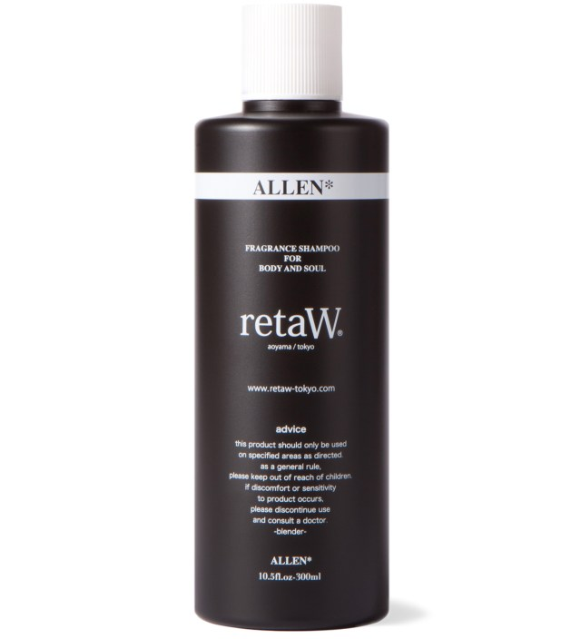 Allen Fragrance Body Shampoo