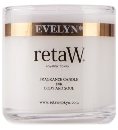retaW Evelyn Candle Picutre