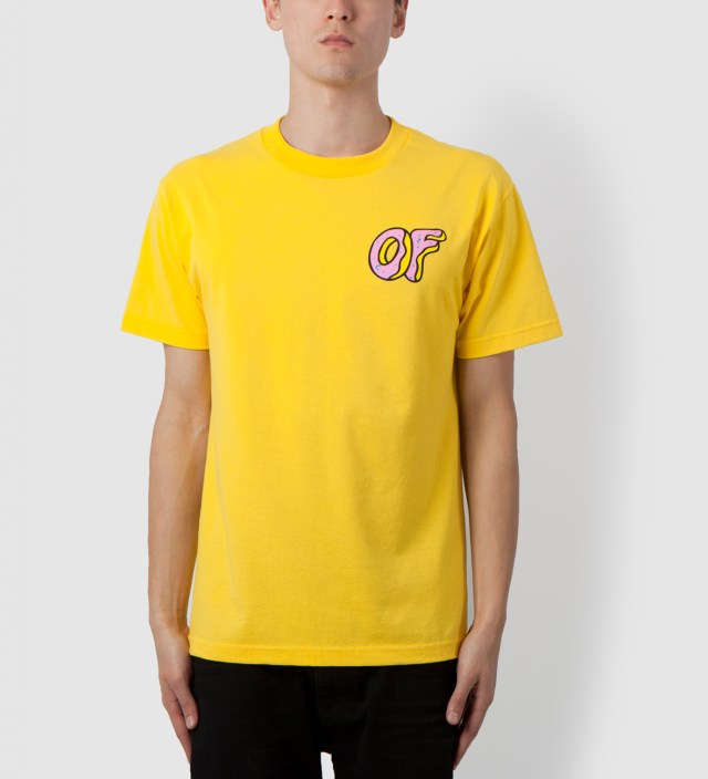 Yellow Pink OF Donut T-Shirt