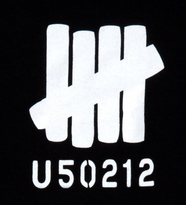 Black SS U50212 T-Shirt