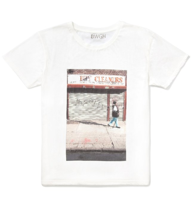 White Dry Cleaners T-Shirt