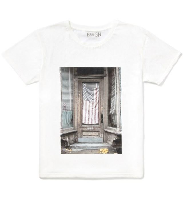 White National Anthem T-Shirt