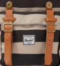 Black/Taupe Little America Backpack