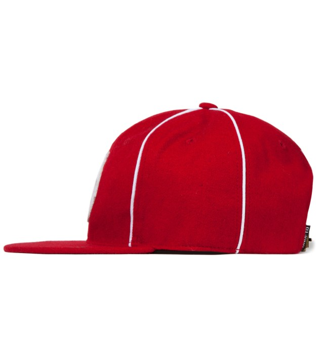 Red UD Pipe Ebbets Ballcap