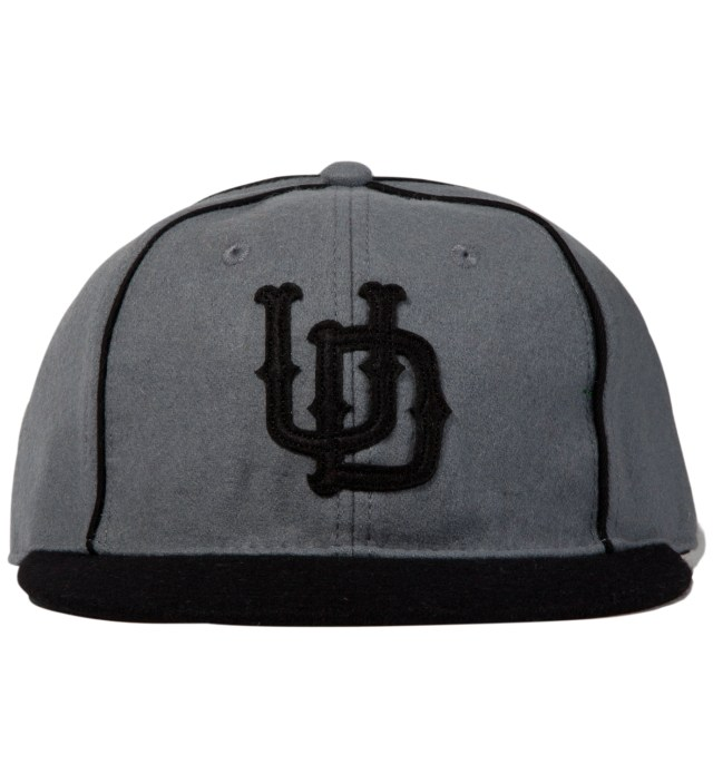 Heather Grey UD Pipe Ebbets Ballcap