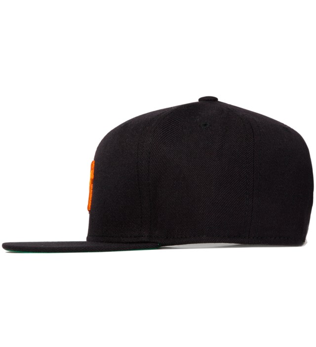 Black 5 Strike Snapback Ballcap