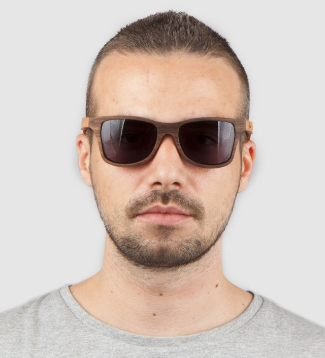 Limited Canby Two-Tone Sunglasses