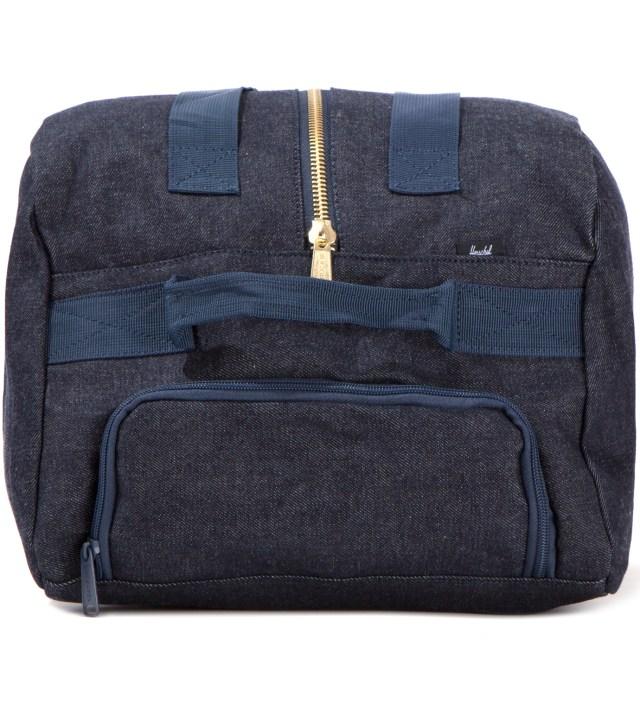 Bad Hills Journey Selvage Denim Bag