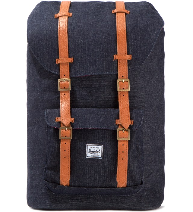 Bad Hills Little America Selvage Denim Back Pack