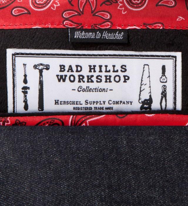 Bad Hills Little America Selvage Denim Back Pack