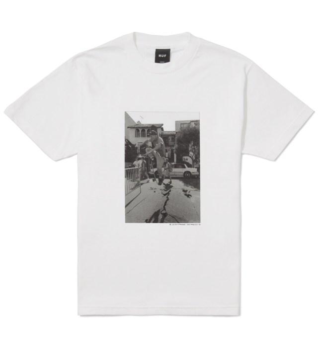 White 89 Quake T-Shirt