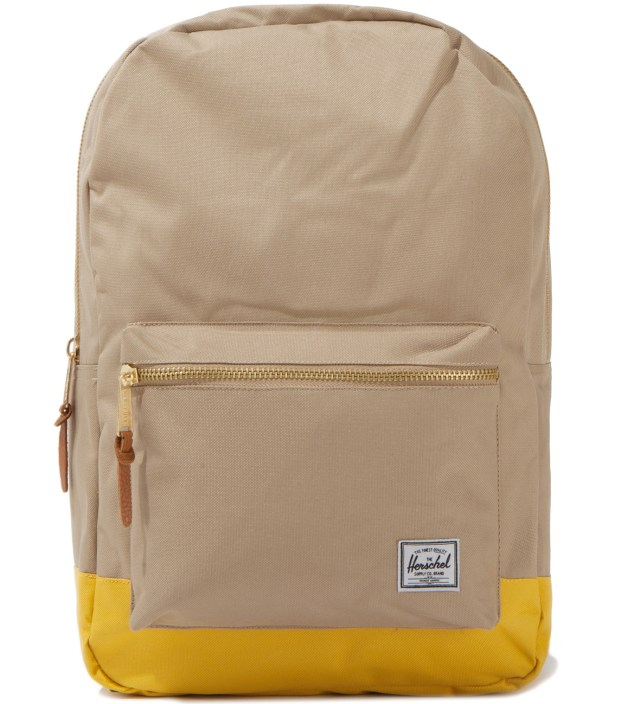 Taupe/Beeswax Settlement Backpack