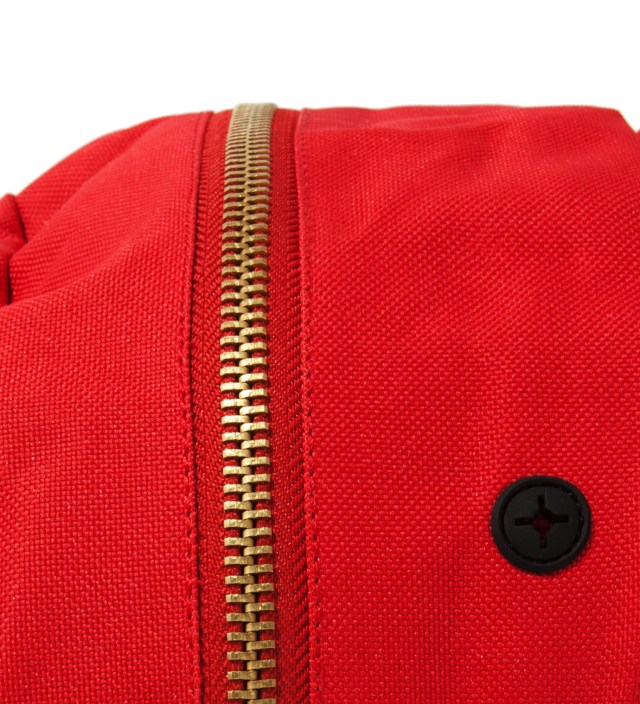 Red/Rust Settlement Backpack