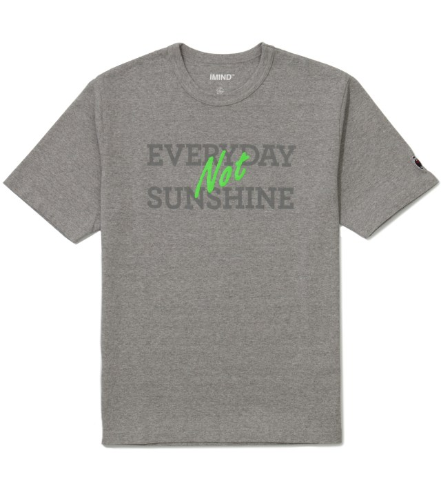 Grey Everyday T-Shirt