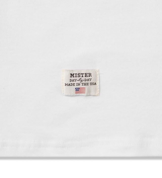 White/USA Print Mr. USA Summer Blend T-Shirt