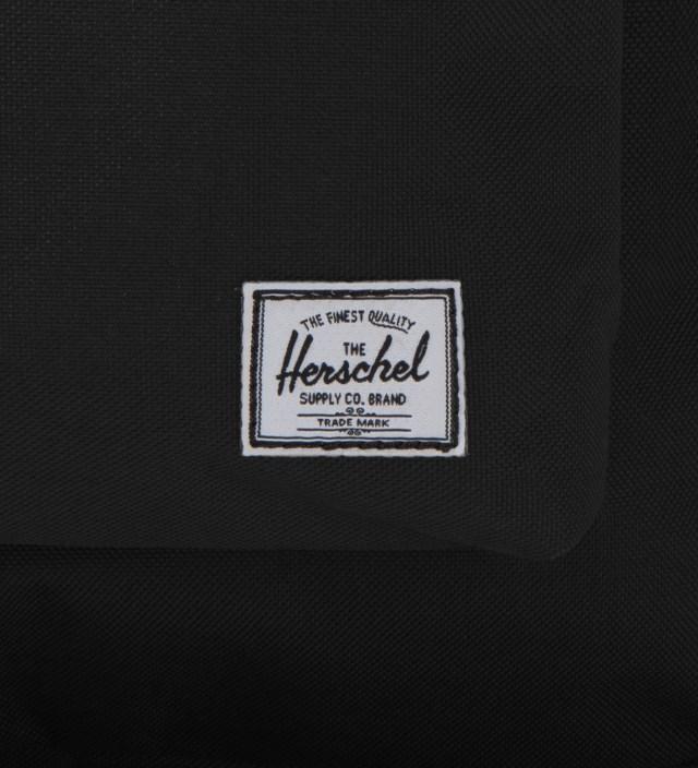 Black Classic Backpack