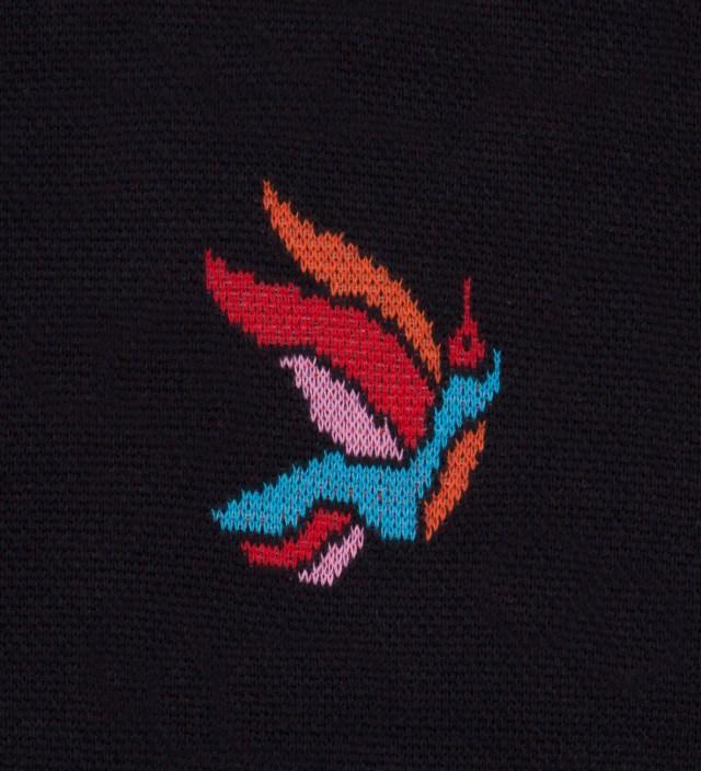 Midnite Navy Freedom Jaquard Knit Sweater