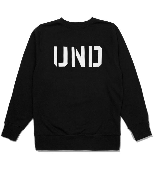 Black UND Crewneck