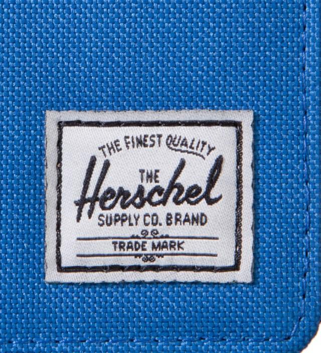 Cobalt Hank Wallet