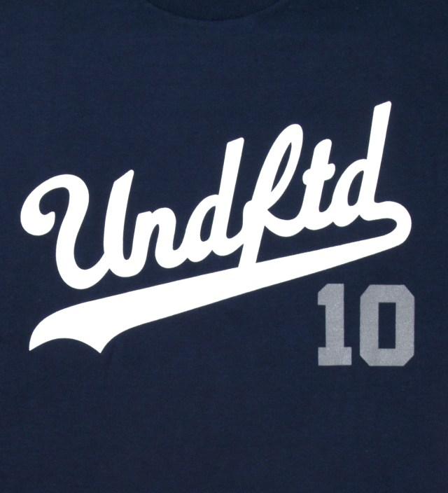 Navy SS UNDFTD 10 T-Shirt