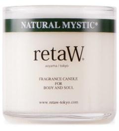 retaW Natural Mystic Candle Picutre