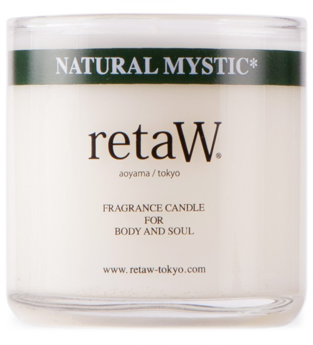 Natural Mystic Candle