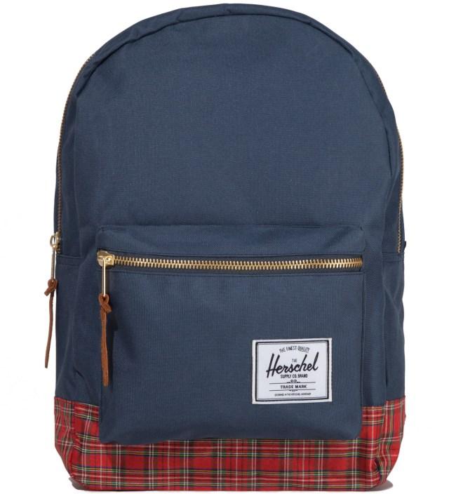 Navy Settlement Backpack