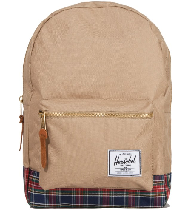 Khaki Settlement Backpack