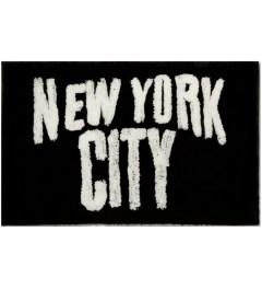 SECOND LAB Black New York City Rug Picutre