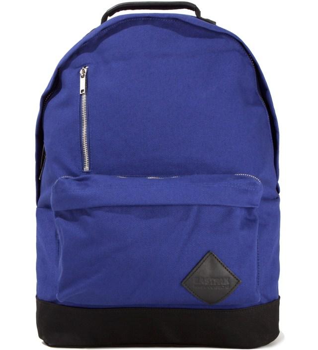 Eastpak KRISVANASSCHE Blue Cotton Backpack II