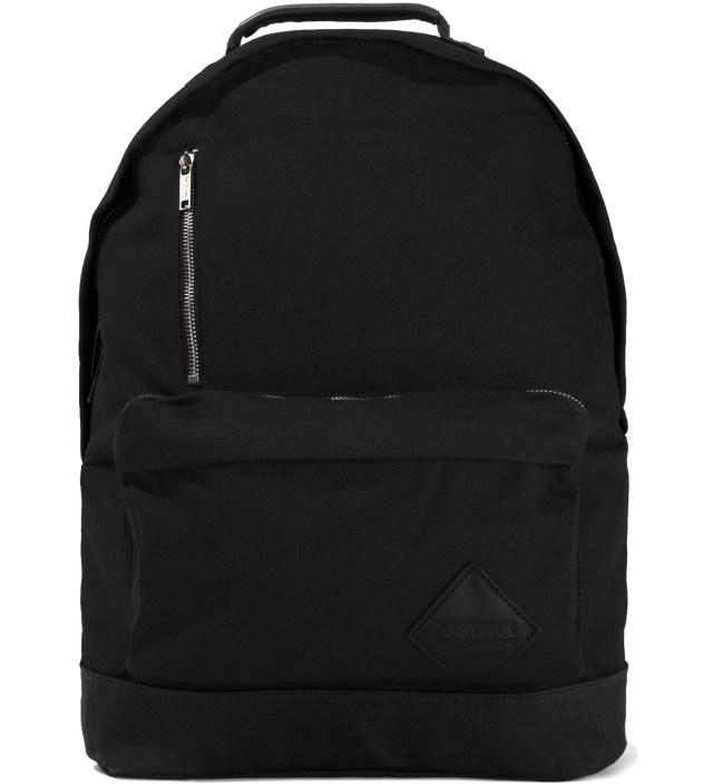 Eastpak KRISVANASSCHE Black Cotton Backpack II