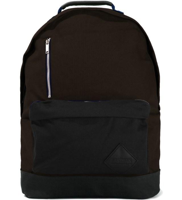 Eastpak KRISVANASSCHE Marron Cotton Backpack II