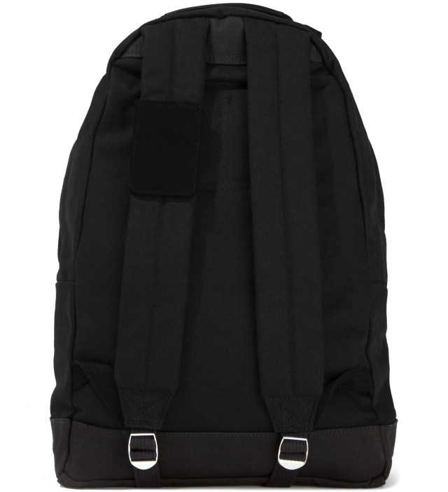 Eastpak KRISVANASSCHE Black Cotton Backpack II