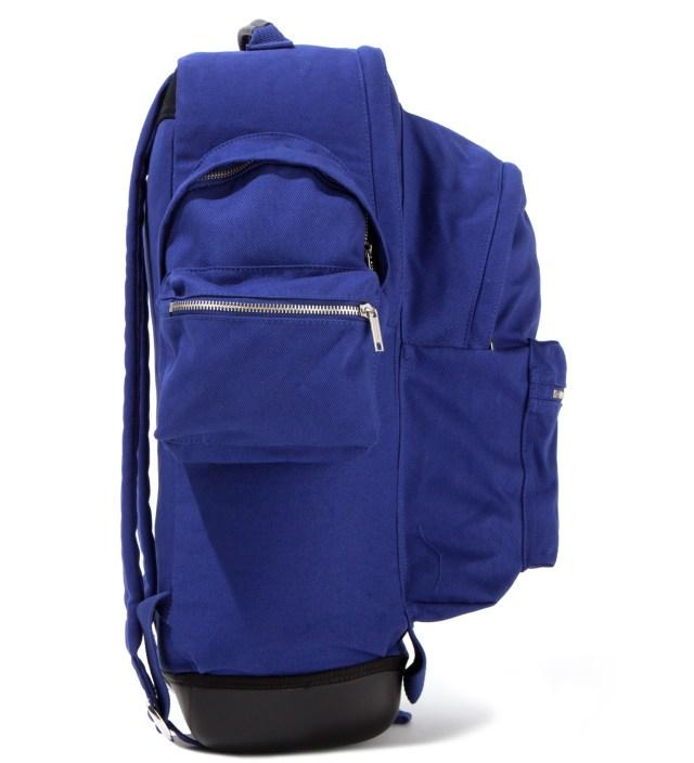 Eastpak KRISVANASSCHE Blue Cotton Backpack XXL