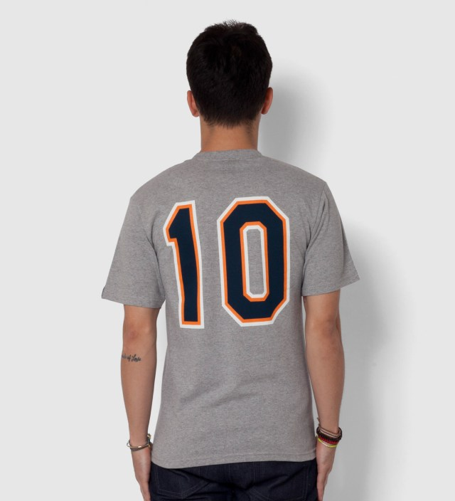 Heather Grey SS 10 T-Shirt