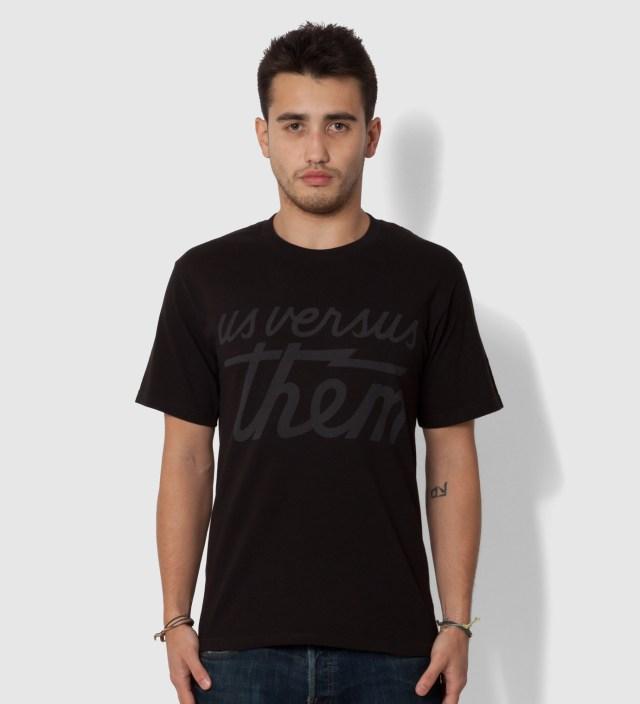 Black Magnum Tonal T-Shirt