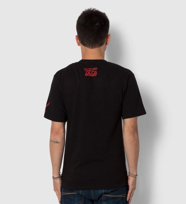 Black Gangland Donkey T-Shirt
