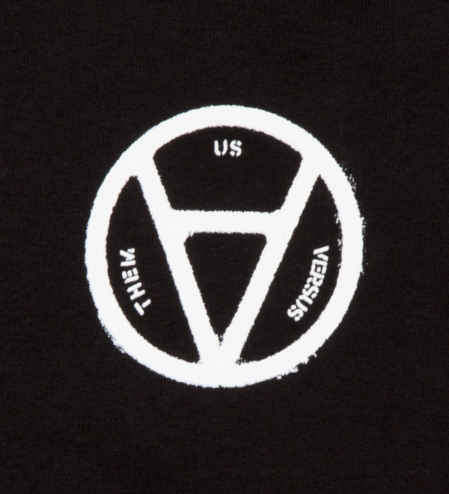 Black V Anarchy T-Shirt