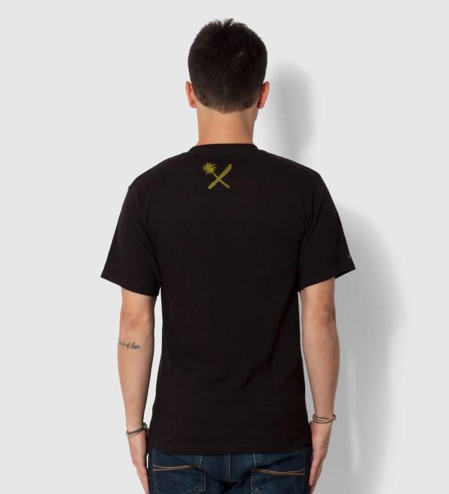 Black Magnum Basic T-Shirt
