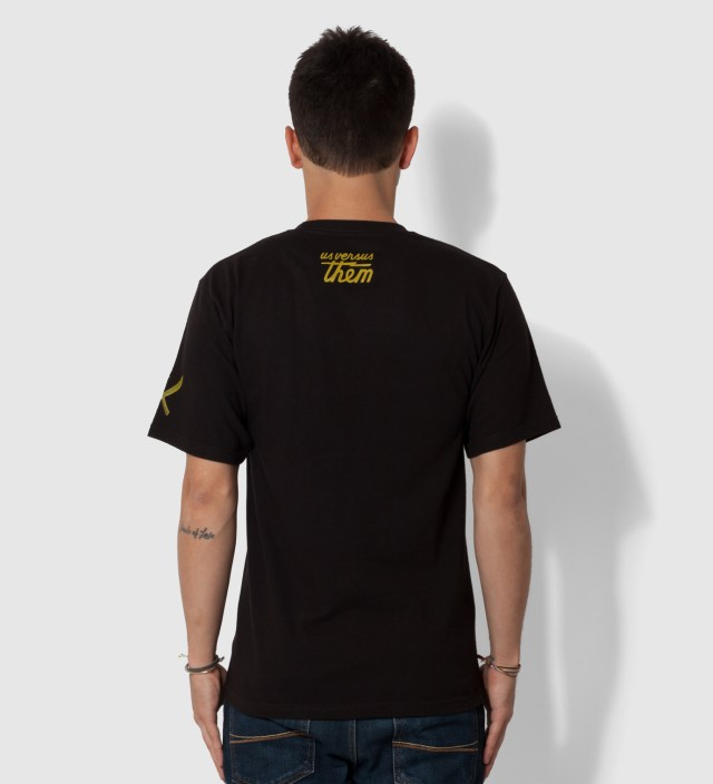Black Restrained T-Shirt