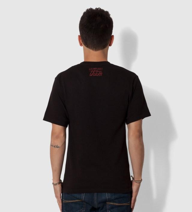 Black Karma Police T-Shirt