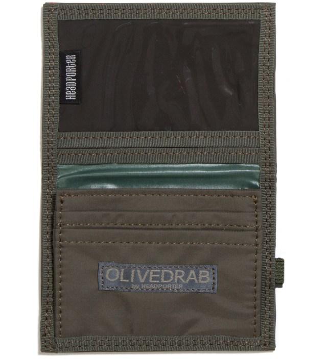 Olive Stellar Band Card Case
