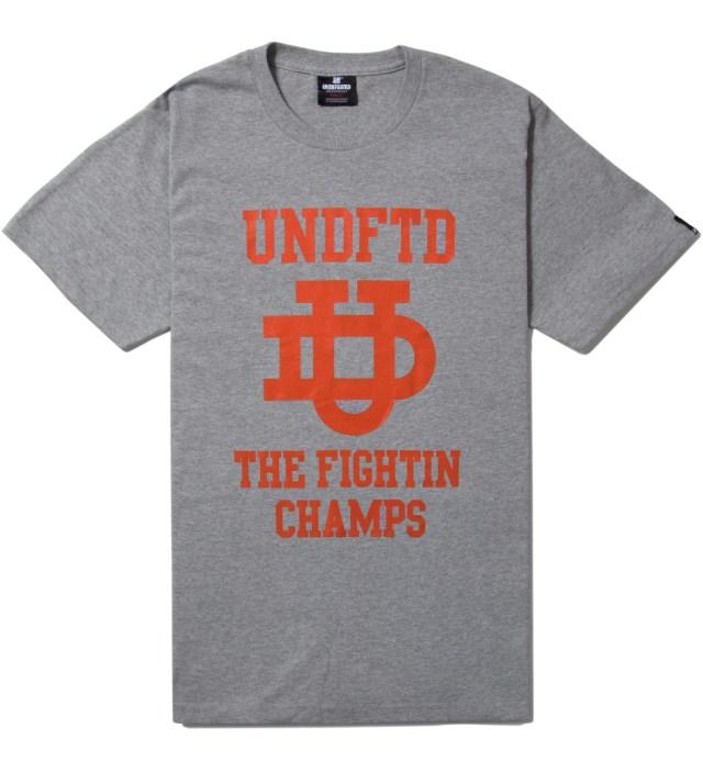 Heather Grey SS UD T-Shirt