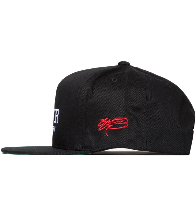 Black SSUR New York Snapback Hat