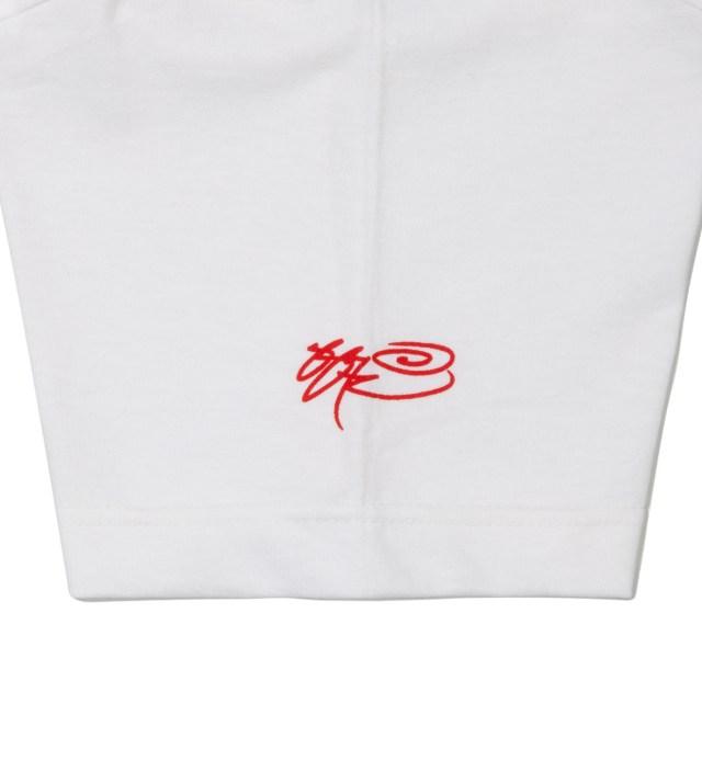 White Channel Zero T-Shirt