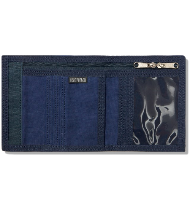Navy/Gray Lesson Wallet (M)