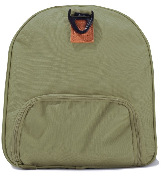 Olive Drab Novel Bag