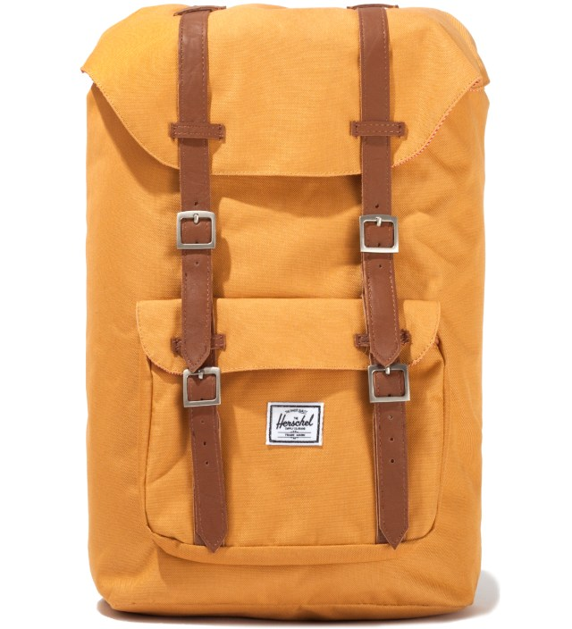 Butterscotch Little America Backpack
