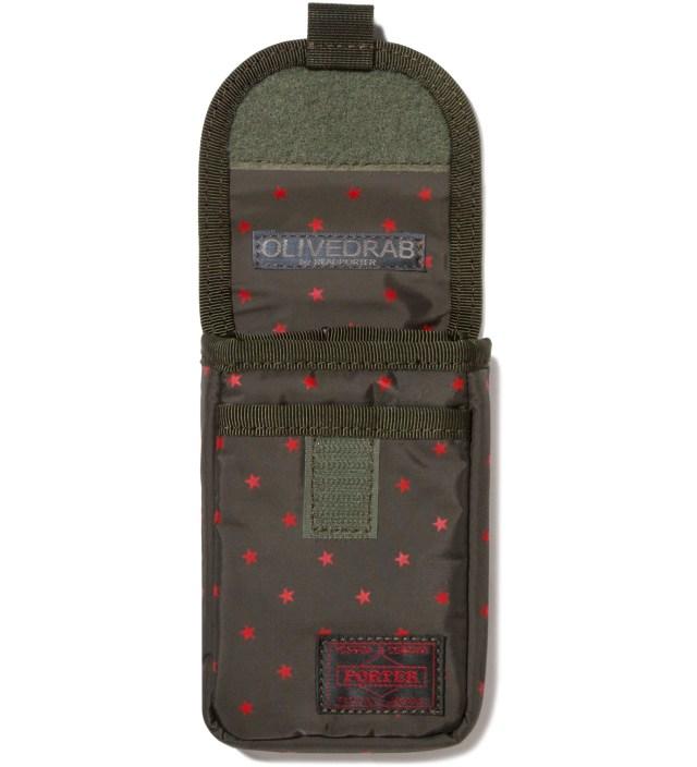 Olive Stellar iPod Case